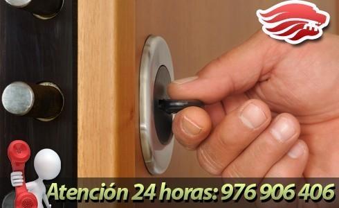 Puertas acorazadas en Zaragoza