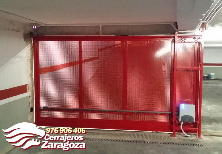 consejos mantenimiento puerta garaje